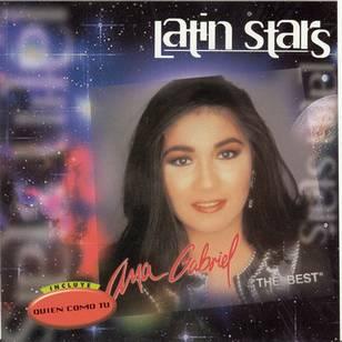 Latin Stars: Ana Gabriel