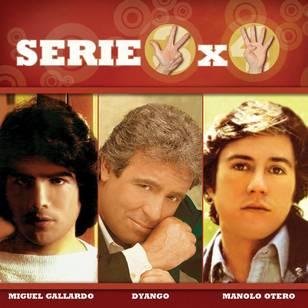 Serie 3x4: Dyango, Miguel Gallardo, Manolo Otero