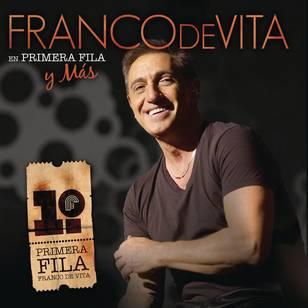 Franco de Víta - En Primera Fila y Más (Live) [Liv