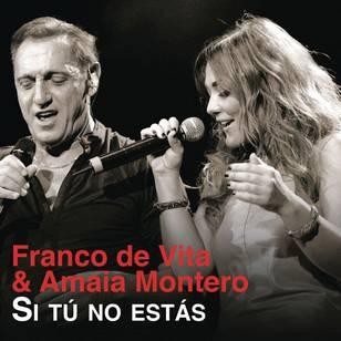 Si Tú No Estás (feat. Amaia Montero) - Single