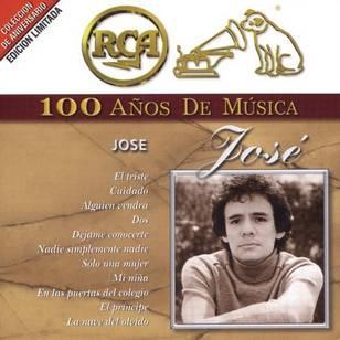 100 Años de Música - José José