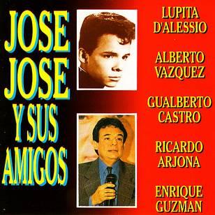 Jose Jose y Sus Amigos Con Amor - las Mas Bellas M