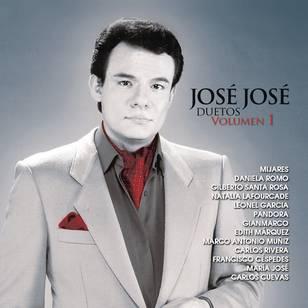 José José - Duetos, Vol. 1