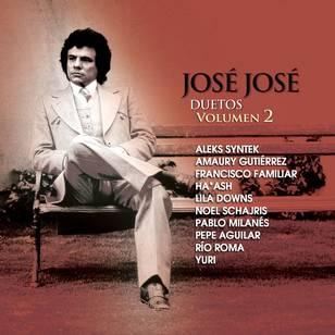 José José - Duetos, Vol. 2