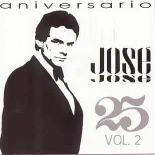 José José: 25 Años, Vol. 2
