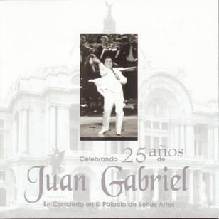 Celebrando 25 Años de Juan Gabriel en el Palacio d