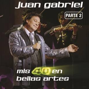 Mis 40 en Bellas Artes (En Vivo Desde Bellas Artes