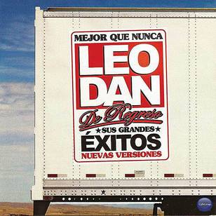 Leo Dan de Regreso - Sus Grandes Éxitos (Re-Record