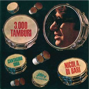 3.000 Tamburi - La scommessa - Single