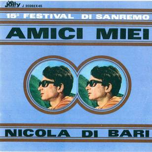 Amici miei - Amo te solo te - Single