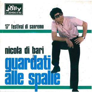 Guardati alle spalle - Judy - Single