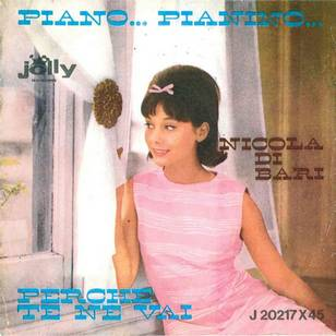 Perché te ne vai - Piano…pianino - Single