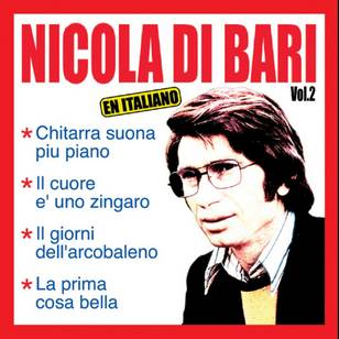 Singles Collection : Nicola Di Bari, Vol. 2 (En it