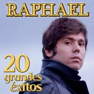 20 Grandes Éxitos. Raphael