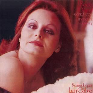 Rocio Durcal Canta Con Mariachi, Vol. 4