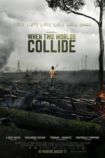El choque de dos mundos