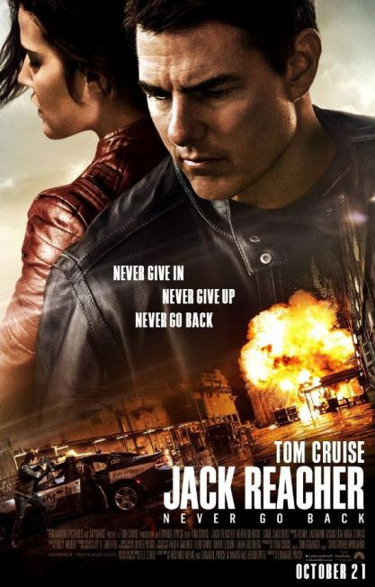 Jack Reacher 2: Nunca vuelvas atrás