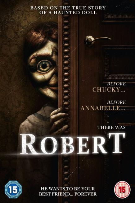 Robert: El muñeco poseído